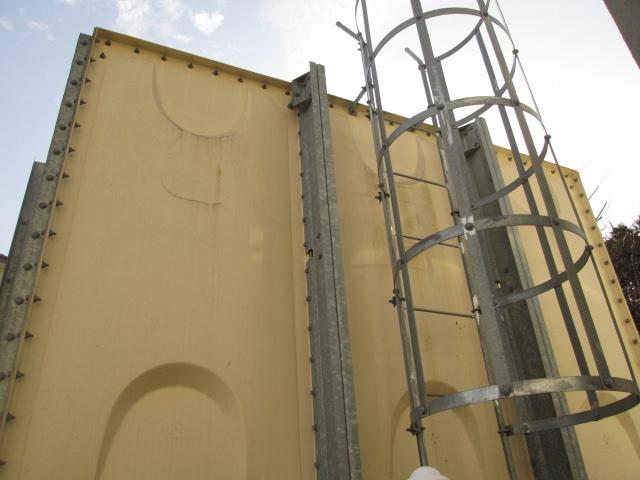 貯水槽の水質検査