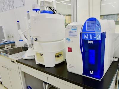 MilliQ水装置